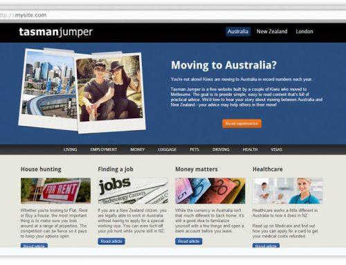 Tasman Jumper